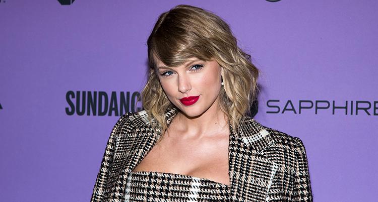 Artisten Taylor Swift.