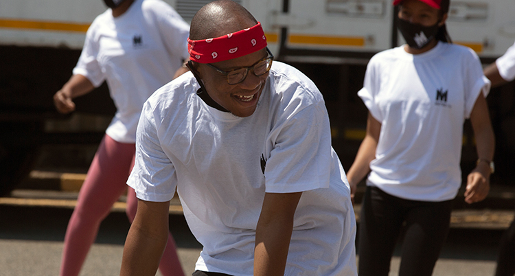 South Africa Jerusalema Dance Craze