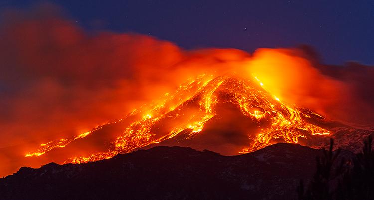 Italy Etna