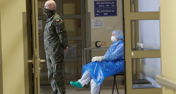 Virus Outbreak Europe Vaccine Tussle