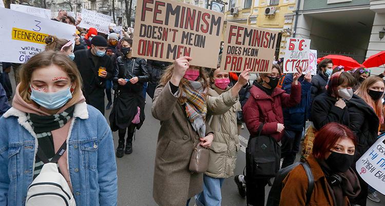 Ukraine Women's Day