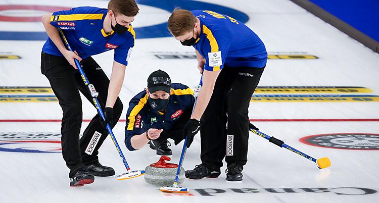 Mens World Curling