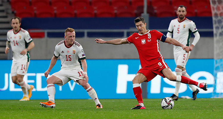 Hungary Poland WCup 2022 Soccer