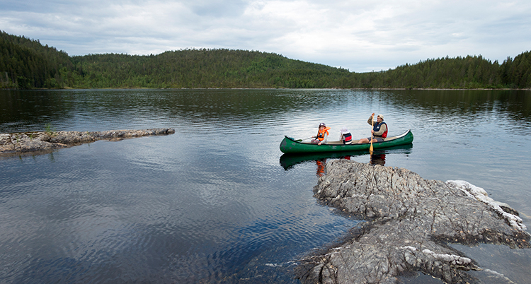 Unger pkano tur i finvÊret i Trondheim i sommerferien.