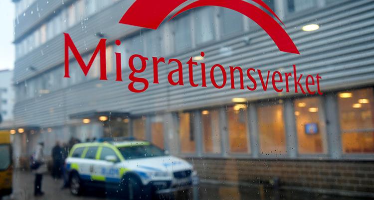 Migrationsverkets logga.