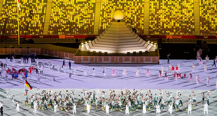 Sommer-OL i Tokyo 2021
