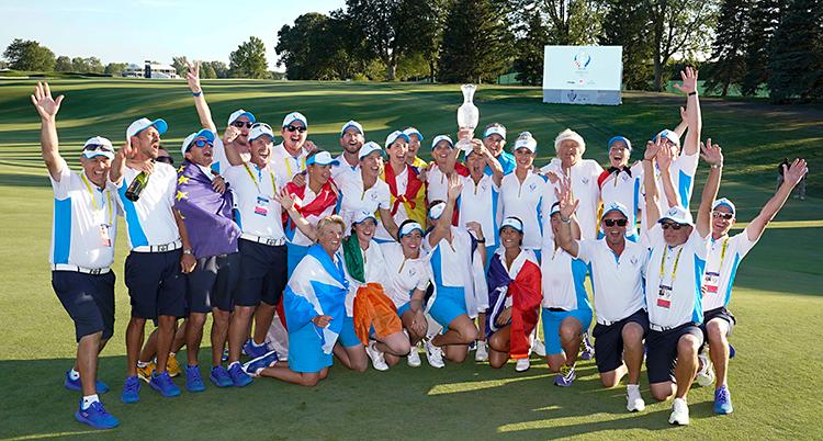 TOPP Solheim Cup Golf